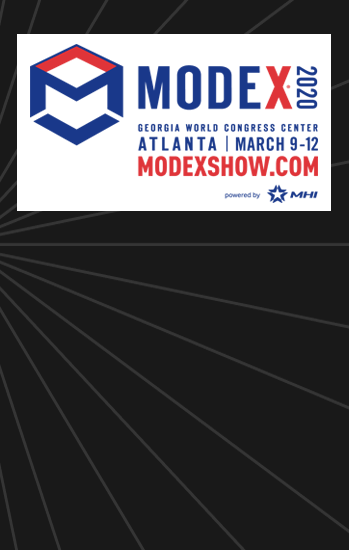 Register for MODEX 2020